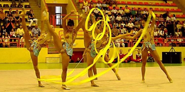 Gimnastas españolas Spanish Gymnasts